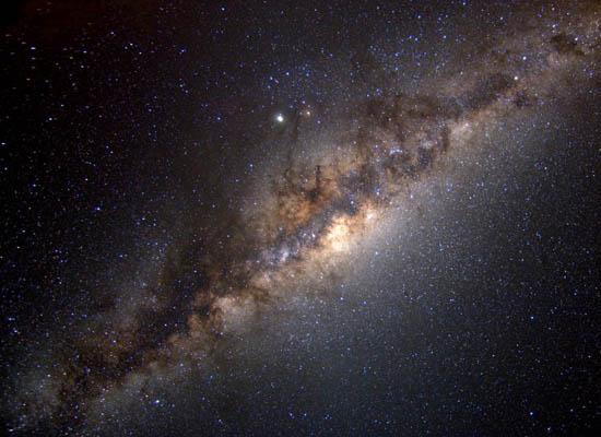 Ο Γαλαξίας μας από τα 5000 μέτρα