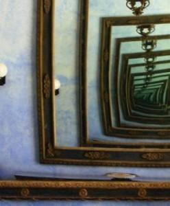 Ο διάδρομος με τους καθρέφτες