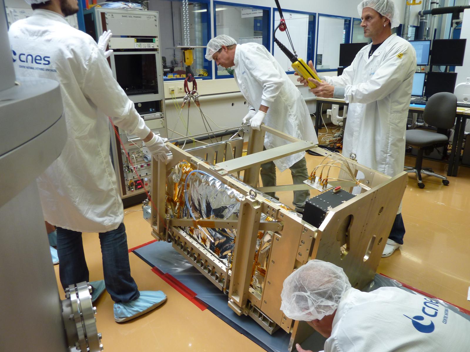 Ατομικό Ρολόι θα Πετάξει στον Διαστημικό Σταθμό το 2016