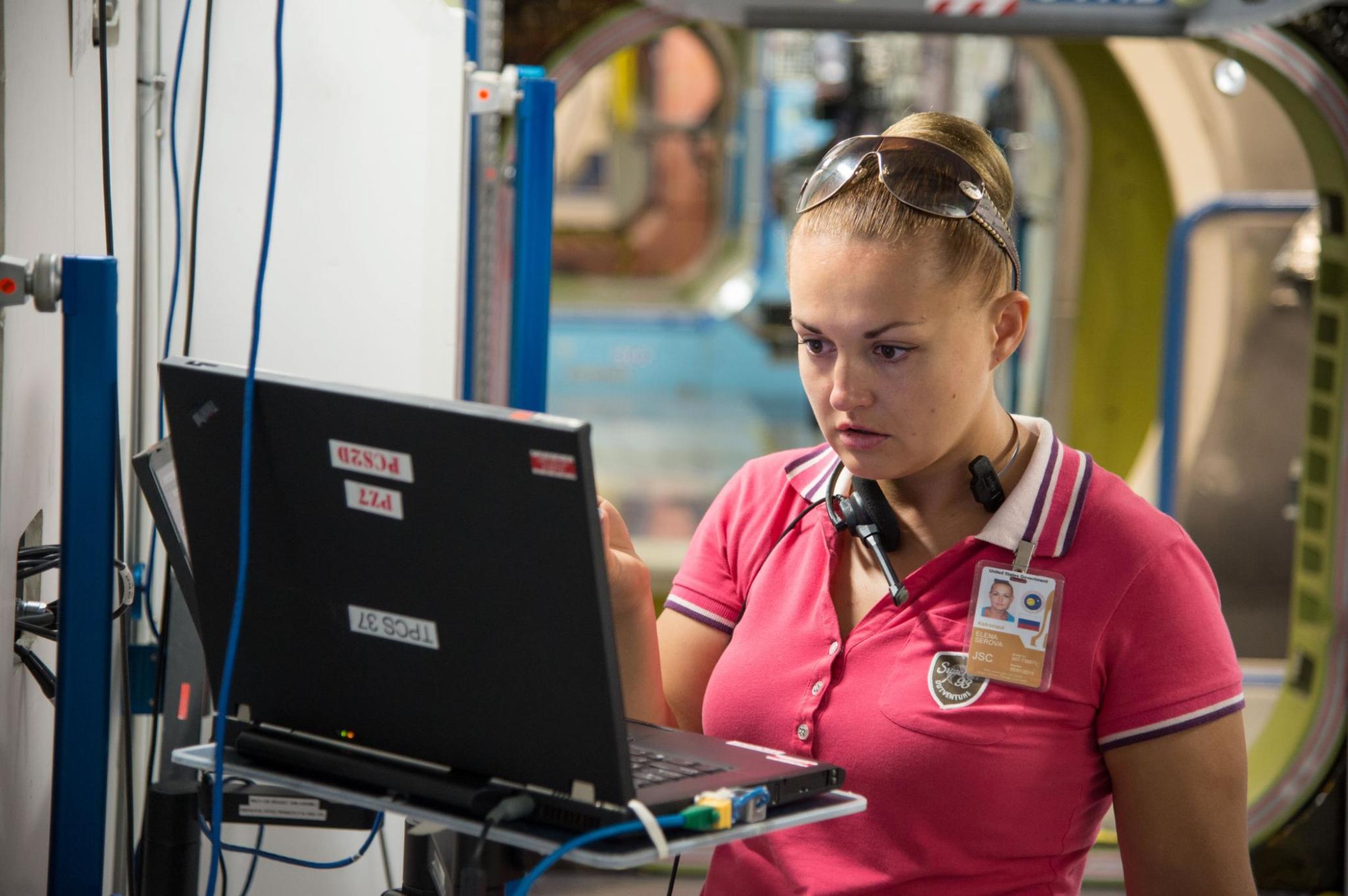 Ο Διαστημικός Σταθμός θα υποδεχτεί την 1η Ρωσίδα μέλος του αυτό το μήνα