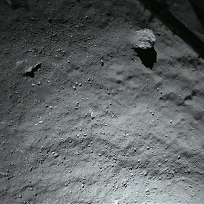 Το Διαστημόπλοιο Philae θα Τρυπήσει τον Κομήτη καθώς η Μπαταρία του Ελαττώνεται
