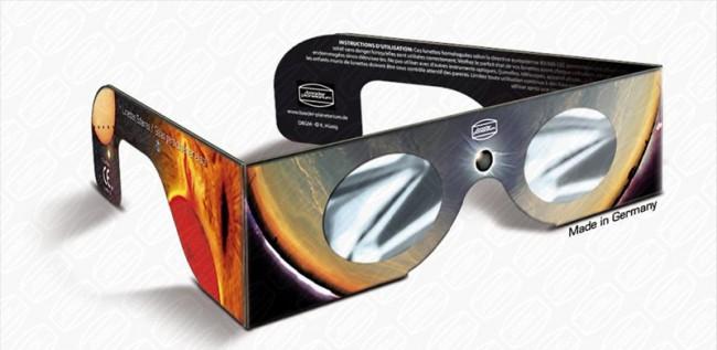 Γυαλιά παρατήρησης έκλειψης