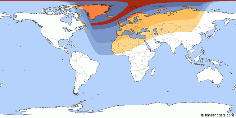 Ολική Ηλιακή Έκλειψη – 20 Μαρτίου 2015