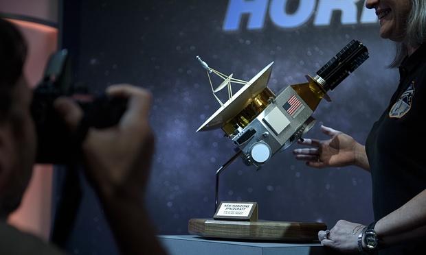 Δεδομένα από το New Horizons