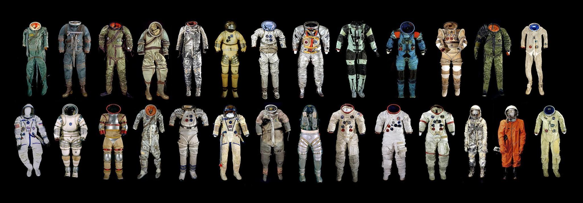 Κάθε Διαστημική Στολή που Φτιάχτηκε Ποτέ