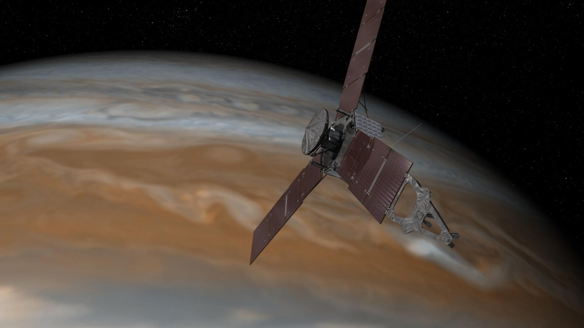 Διαστημόπλοιο Juno