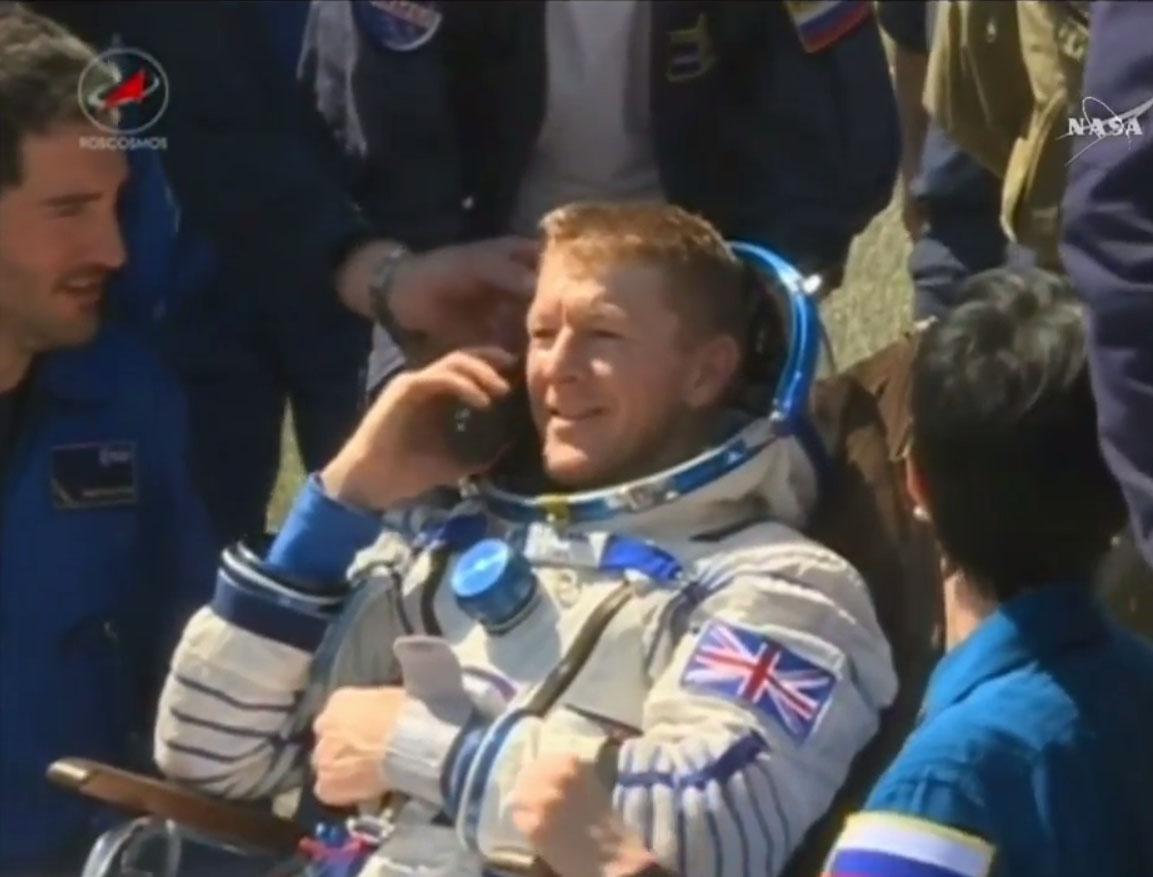 Αστροναύτης Tim Peake