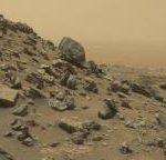 Το Curiosity στέλνει πίσω εκπληκτικές Φωτογραφίες από τα βουνά του Άρη