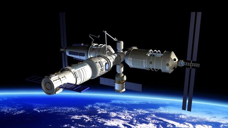 Η Κίνα ολοκλήρωσε τον πυρήνα του διαστημικού της σταθμού