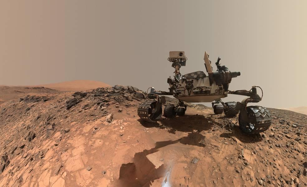 Η NASA Ανακαλύπτει Αρχαίο Βιολογικό Υλικό στον Άρη