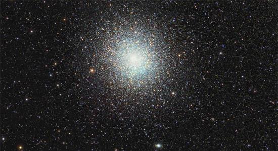 Ένα Μεγάλο Σφαιρικό Αστρικό Σμήνος
