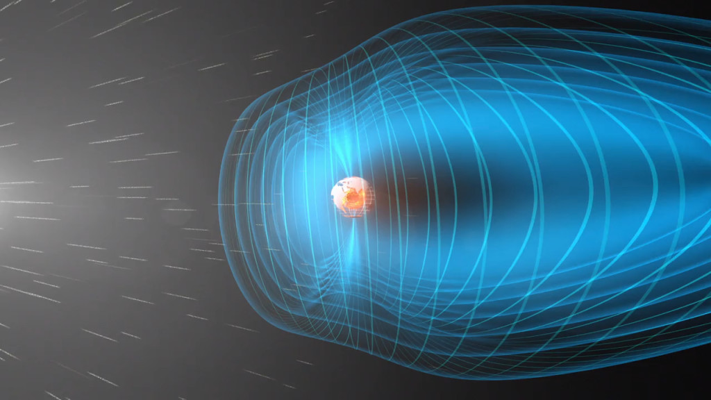 Τα Μυστηριώδη Μαθηματικά του Ηλιακού Ανέμου