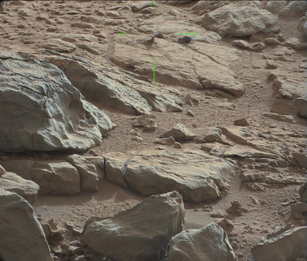 Ένα Ακόμα Παράξενο Λαμπερό Πράγμα στον Άρη