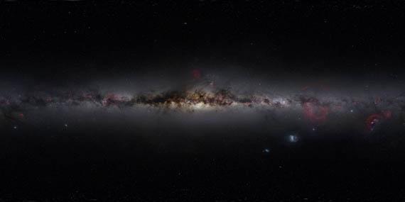 Ένα Ταξίδι στο Νυχτερινό Ουρανό