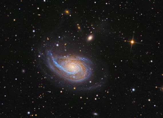 Ιδιόμορφος Γαλαξίας στον Αστερισμό του Κριού
