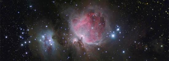 Κλασικό Νεφέλωμα του Ωρίωνα