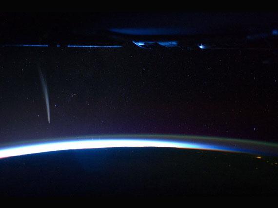 Πρωτοφανής Θέα Κομήτη