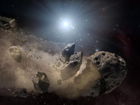 Η Προέλευση του Αστεροειδή που Σκότωσε τους Δεινόσαυρους