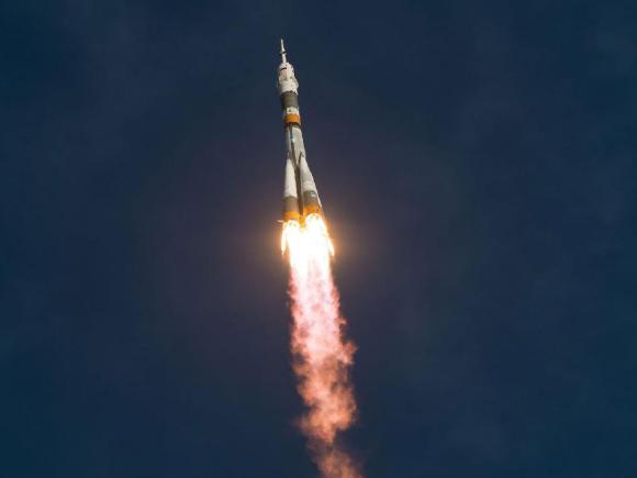 Η Αποστολή 33 Soyuz Εκτοξεύτηκε