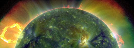 Ο Ακραίος Υπεριώδης Ήλιος