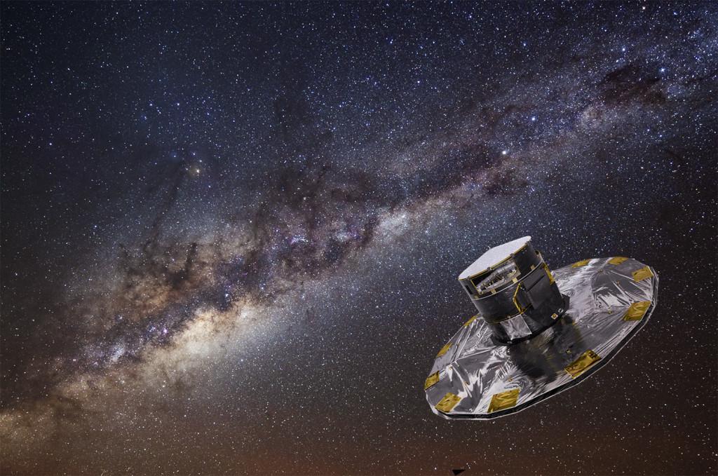Επιτυχής Εκτόξευση του Δορυφόρου Gaia της ESA