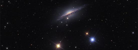 Γαλαξίας σε Κουτί
