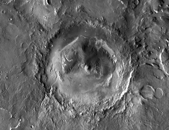 Κρατήρας Gale