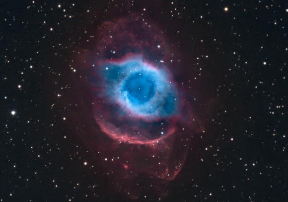 NGC 7293: Το Νεφέλωμα Έλικας