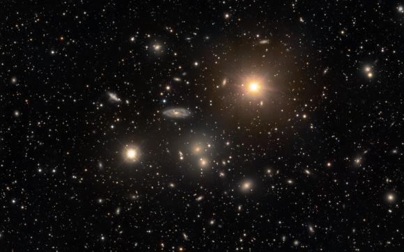 Το Σμήνος Γαλαξιών της Ύδρας