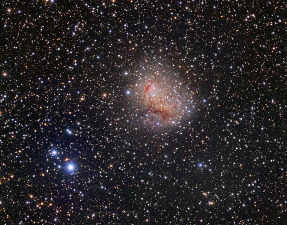 Γαλαξίας Αστρικών Εκρήξεων
