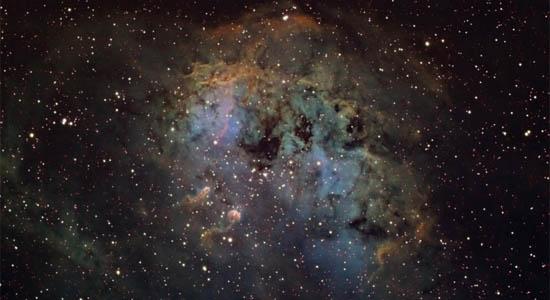 IC 410 και NGC 1893