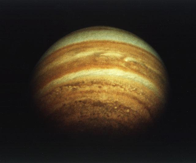 Ο Δίας από το Pioneer 11
