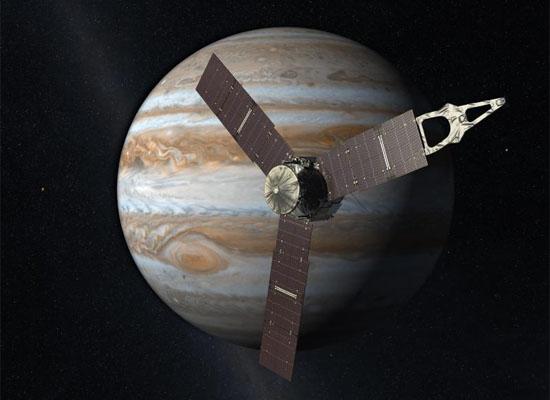 Αποστολή Juno στον Δία
