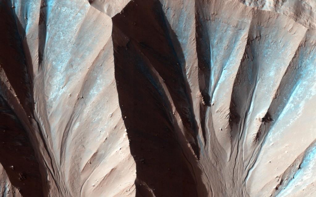 Τοπία στον Άρη