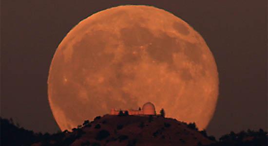 Ανατολή Σελήνης