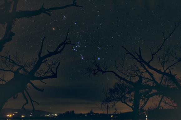 Τα Αστέρια του Κυνηγού