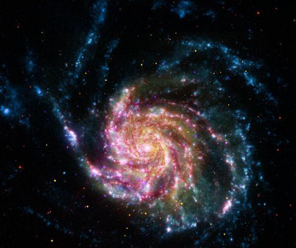 Ο M101 του 21ου αιώνα
