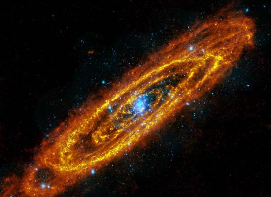 Τα Άλλοτε και τα Μελλοντικά Αστέρια της Ανδρομέδας