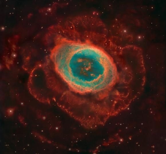 M57: Το Δακτυλιοειδές Νεφέλωμα