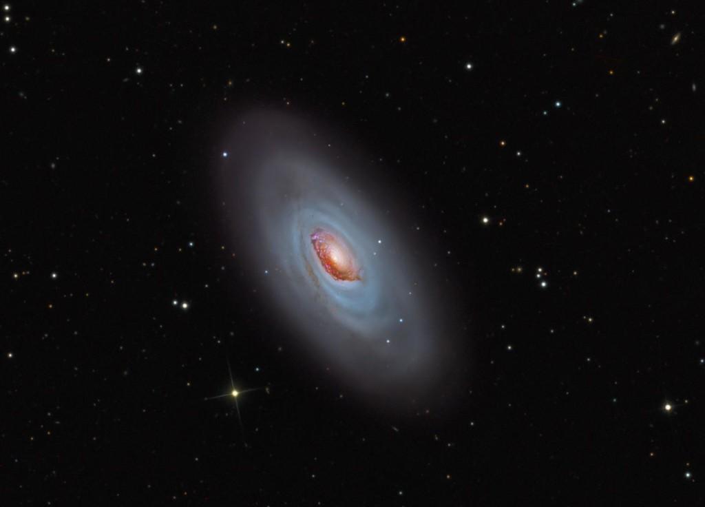 Γαλαξίας Μαύρο Μάτι