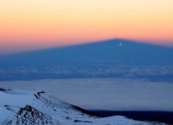 Η Σκιά του Mauna Kea
