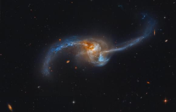 Συγχωνευμένος NGC 2623