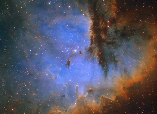 Πορτραίτο του NGC 281