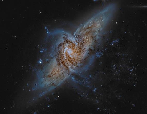 Όταν οι Γαλαξίες Αλληλοκαλύπτονται