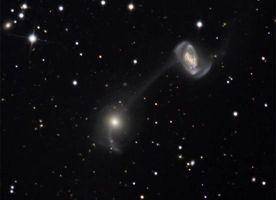 Γαλαξίες με Κορδόνι