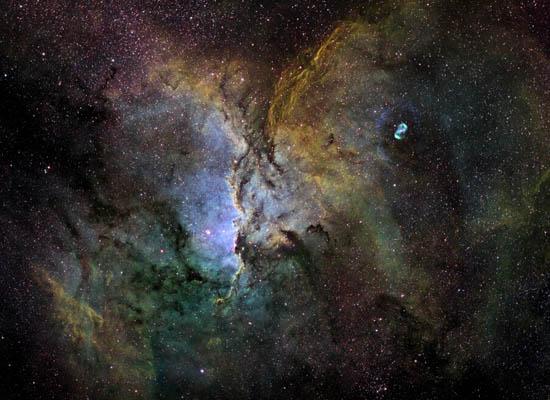 Διαμορφώνοντας το NGC 6188