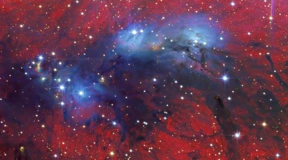 Νεφελώματα NGC6914