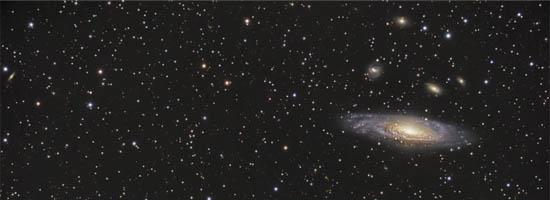 Γαλαξίες στον Πήγασο