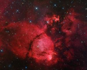 Το Χρώμα του IC 1795