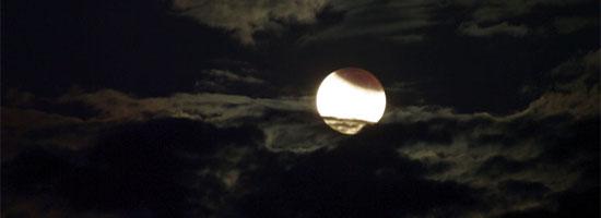 Μερική Σεληνιακή Έκλειψη